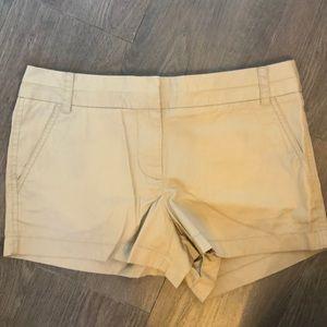 NWT J Crew City Fit Shorts